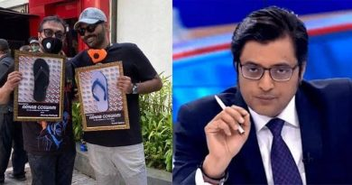 Anurag kashyap and kunal kamra insulted arnab goswami on his birthday