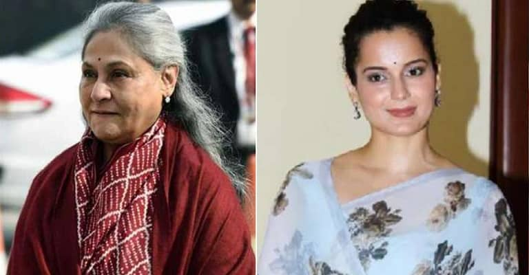 Kangana ranaut hit back at jaya bachchan