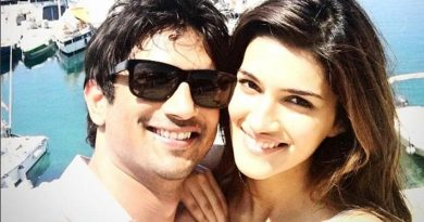 Kriti Sanon Share post for sushant