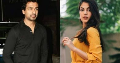 Nikhil dwivedi offers film to rhea chakraborty