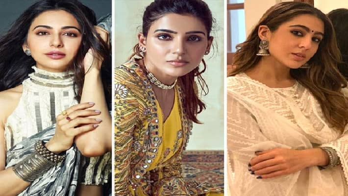 Samantha Akkineni says sorry to rakul and sara on social media