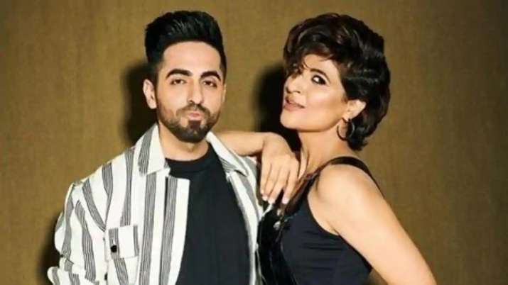 Ayushmaan Khurrana birthday wife tahira give surprise