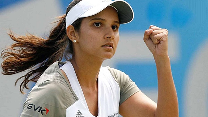 Sania Mirza says she won't be playing this year