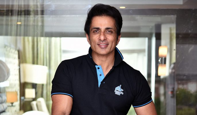 Sonu Sood launch scholarship for IAS student