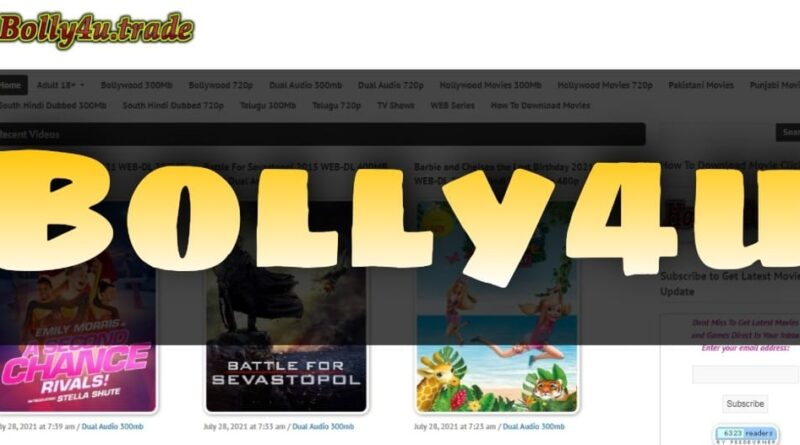 how to download movie from bolly4u