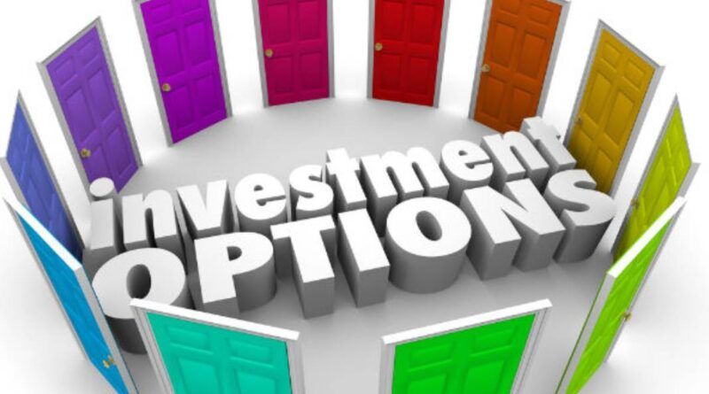 Top Five Investment Option
